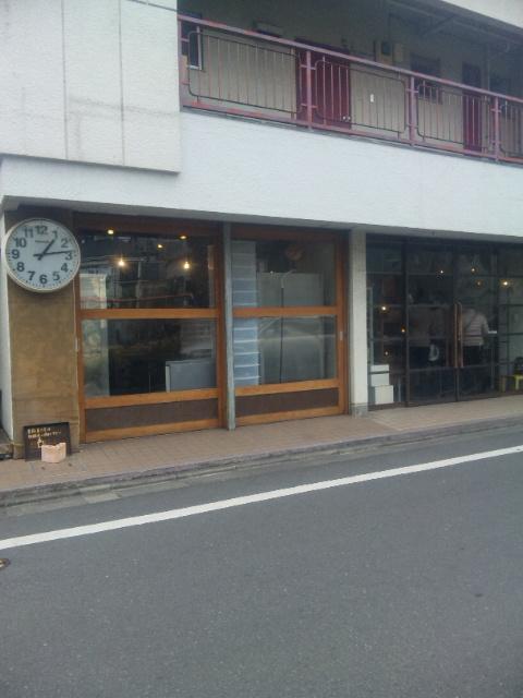 仙川のパン屋さん